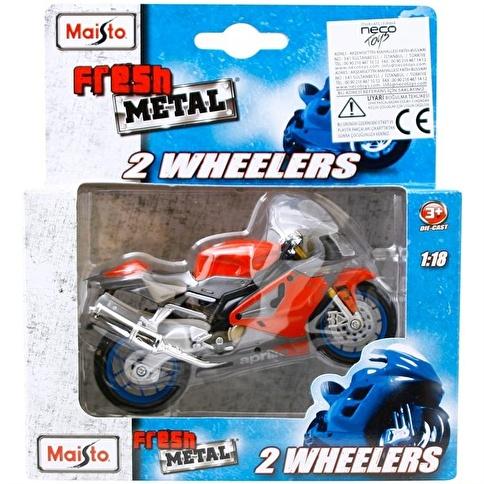 Maisto Maisto Aprilia 2006 Rsv 1000R 1:18 Model Motosiklet Renkli